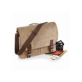 QD625 - Vintage canvas satchel messenger